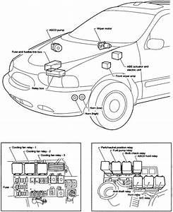 2010 Nissan Altima Trunk Fuse Location