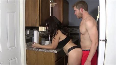 Stepmom And Stepson Affair 91 Hurry Up Your Dad Isnt Here