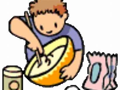 Mixing Bowl Cooking Kid Foods Week Camp