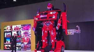You could own a real life transformer for $600,000