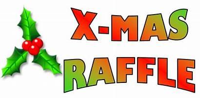 Christmas Raffle 1st Draw Dec Roffey Reminder