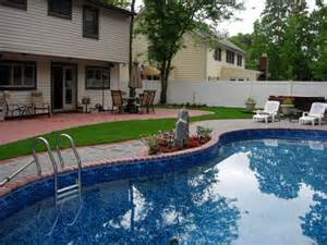 Patio And Pool Deck Ideas by Pool Patio Designs Pool Design Ideas Pictures