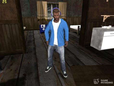 Skin Gta V Online Hd Headphones For Gta San Andreas