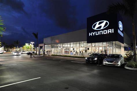 Napleton Hyundai West Palm napleton s west palm hyundai retail auto sales
