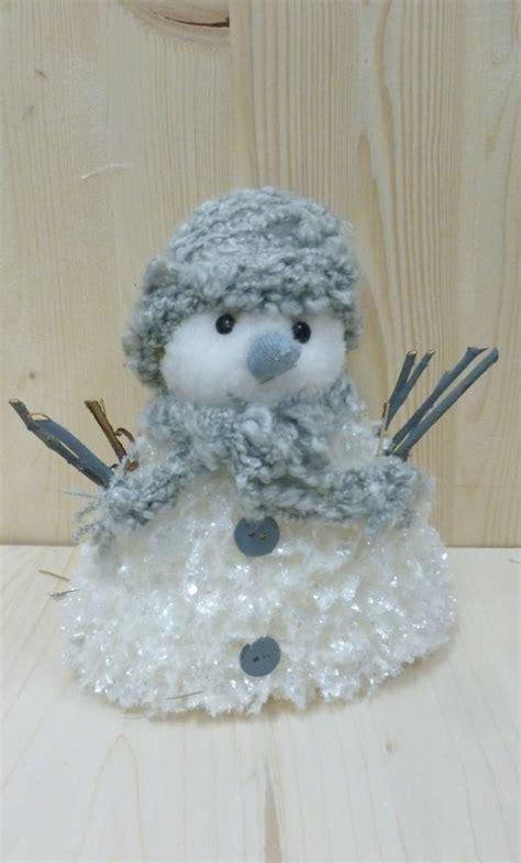 decoration de noel bonhomme neige 25 cm voir les stocks