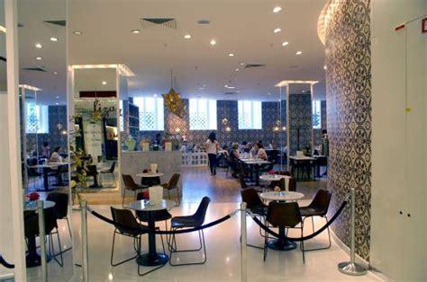 cadre du restaurant picture of liza galeries lafayette tripadvisor