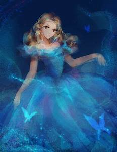 Cinderella - Cinderella (2015) Fan Art (38447684) - Fanpop  Cinderella