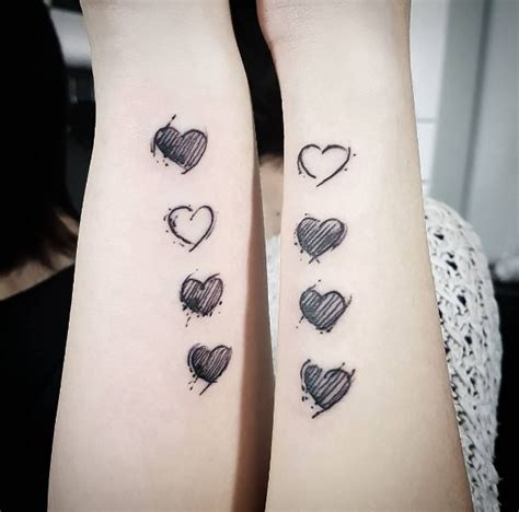 matching sister tattoos    unique ideas  brother tattoo ideas part