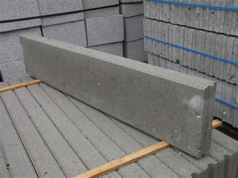 beton für randsteine randsteine rasenkantensteine beton begrenzungssteine 20er h 246 he bordstein ebay