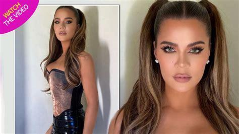 Defiant Khloe Kardashian laughs off surgery accusations as ...