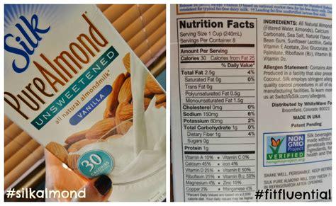 a healthier, fitter ME!: Guiltless Almond Sorbet Featuring: #SilkAlmond