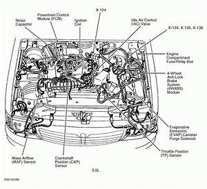 2001 Buick Regal Engine Diagram