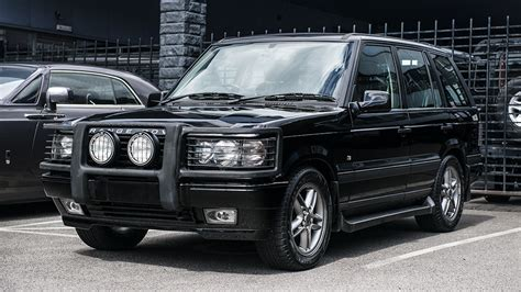 range rover p38 land rover range rover p38 westminster by kahn automobiles