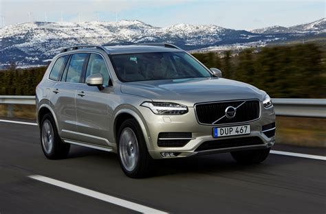 volvo new volvo xc90 first drive volvo hits reset button with