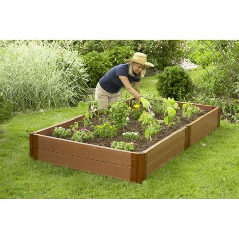 diy planters containers timber raised garden beds