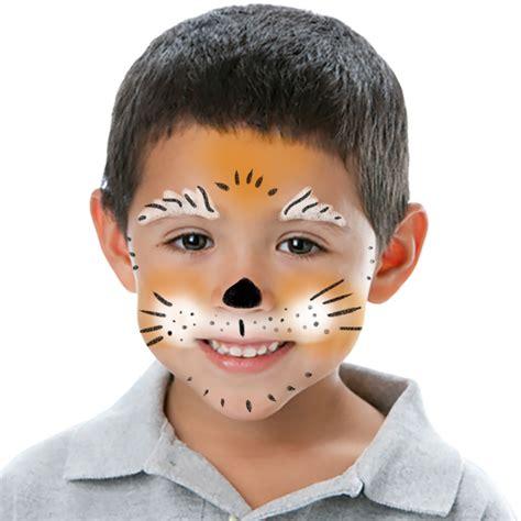 modele maquillage enfant maquillage du chien marron clair