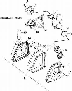 Polaris A04ka09ca Parts List And Diagram