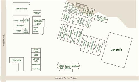 waterdog tavern directory map carlmont