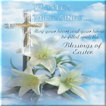 Easter Blessings Sunday Happy Animated Religious Quotes
