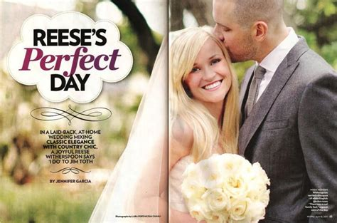 Jim Toth And Reese Witherspoon