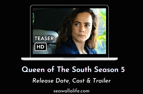 Queen of The South Season 5 - Release Date, Cast & Trailer