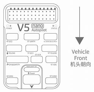 Cuav V5 Nano Wiring Quickstart  U00b7 Px4 User Guide