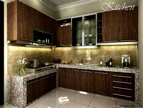 Kitchen Design Simple Small