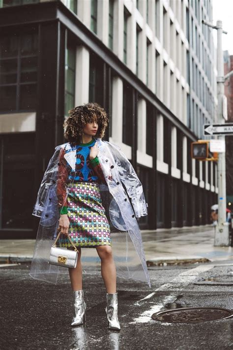 My New York Fashion Week Lookbook - Scout The City Inc. | Rainy Day in the City | Pinterest ...