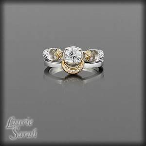 sun moon and stars diamond engagement ring and wedding With stars wedding rings