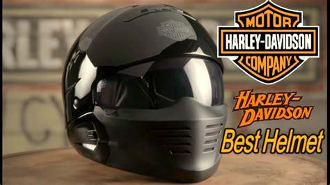 Harley Davidson Pilot 3 In 1 Helmets