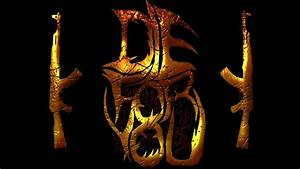 Die For You | Deathcore / Djent / Metalcore Logo. by ...