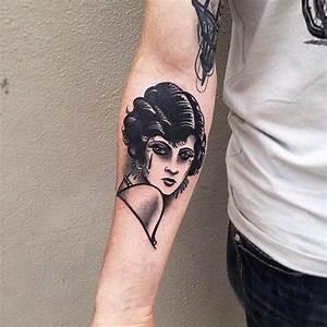 Tattoo Homme Bras : photos et id es de tatouages homme sur avant bras photos portrait and articles ~ Melissatoandfro.com Idées de Décoration
