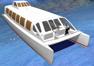 Boat Design Catamaran