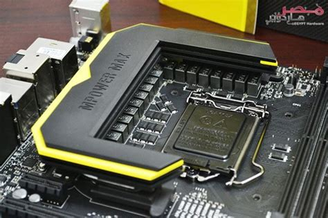 Msi Z87 Mpower Max Motherboard Unboxed