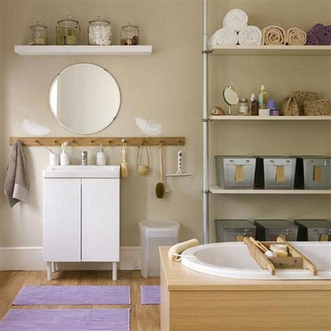 bathroom shelving ideas 35 oustanding bathroom storage ideas creativefan