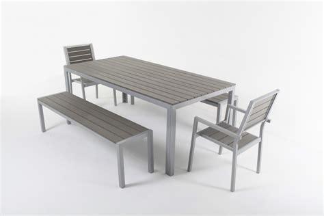 Tisch 2 Stühle by Gartengarnitur Set Grau Shop Gonser