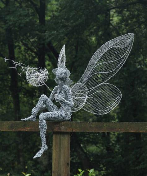 sculpture en fil de fer 40 photos impressionnantes
