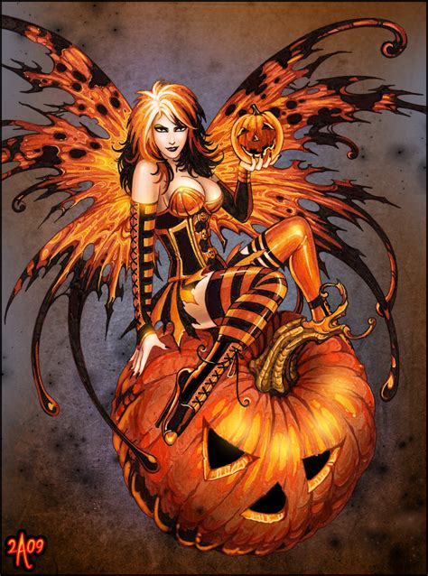 Is Halloween A Satanic Holiday by Fairy Of Halloween Pumpkin By Candra On Deviantart