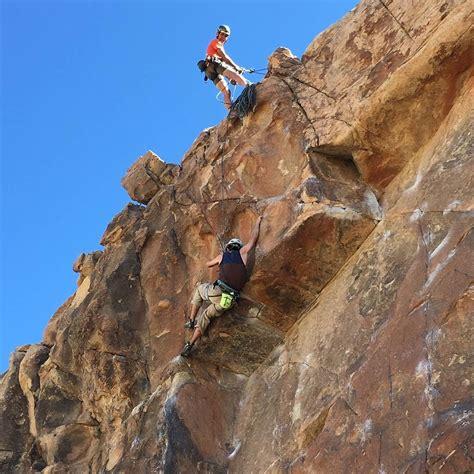 All Day Rock Climbing Adventures Climb Every