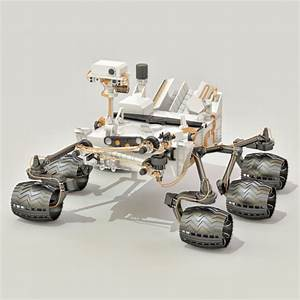 Mars Exploration Rover Model (page 4) - Pics about space