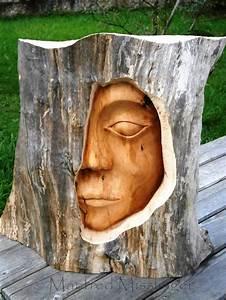Skulpturen Aus Holz : skulpturen skulptur mensch und natur ein designerst ck von skulpturen holz stein bei dawanda ~ Frokenaadalensverden.com Haus und Dekorationen