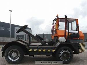 Terberg Terminal Tractor Engine Daf 1990 Other Semi