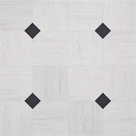 Luxury vinyl tile sheet floor art deco layout design