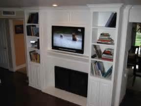 Flat Screen TV Over Fireplace Ideas