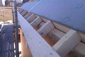 pose de panneaux et caisson d 39 isolation de toiture