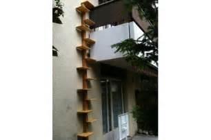 katzentreppe balkon kaufen katzenleiter katzentreppe katzenwendeltreppe katzenstiege katzenbaum sr balkong