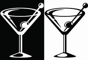 Royalty Free Martini Glass Clip Art, Vector Images ...