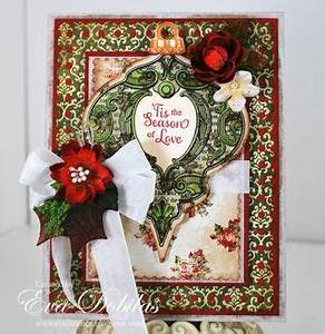 1000 images about Card Ideas Christmas Spellbinders