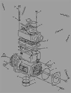 2860474 Air Compressor Group - Caterpillar