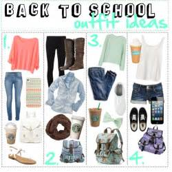 Outfit ideas for school 18